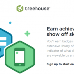 Beispiel Gamification Treehouse